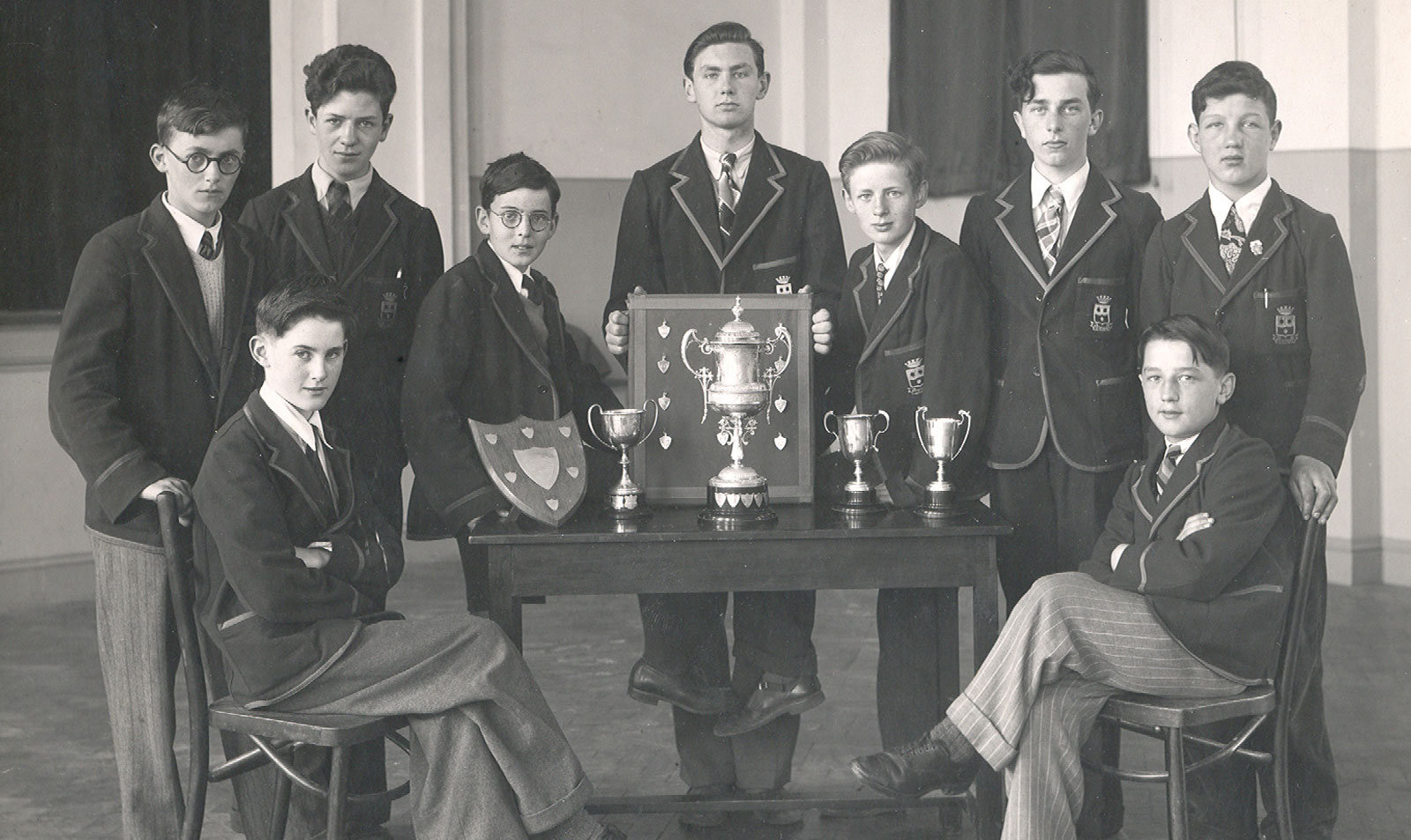 Terenure College in the 1930s