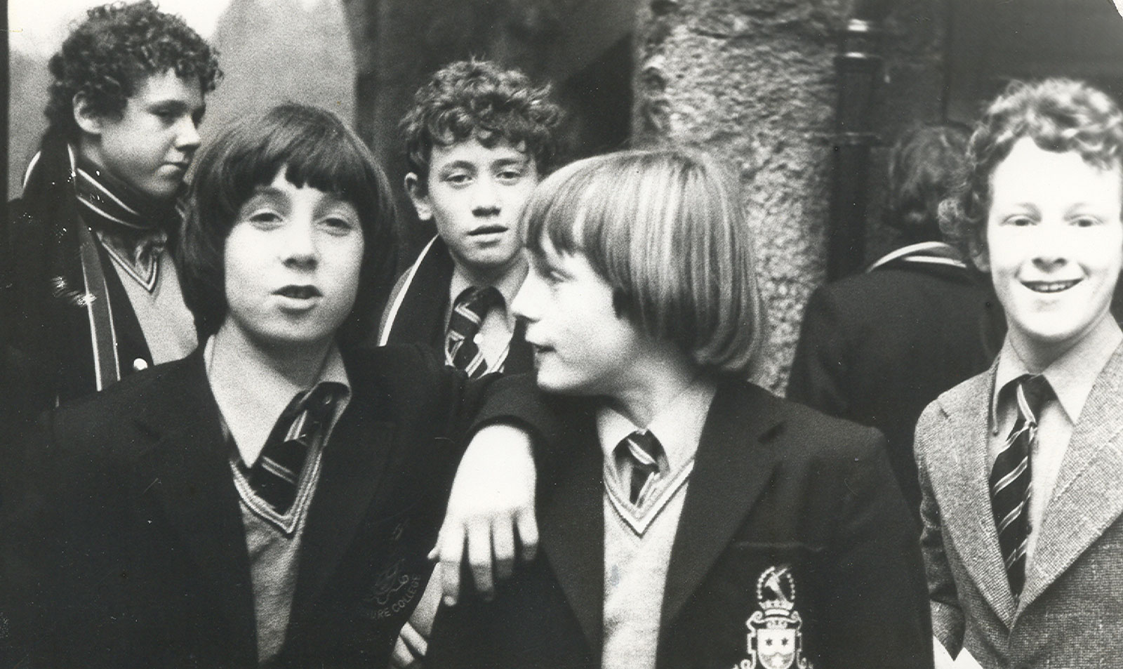 Terenure College in the 1970s